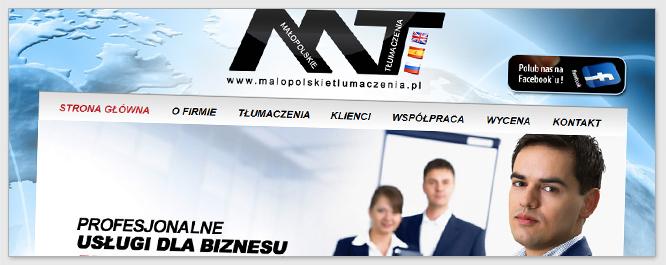 strony www nowy sącz
