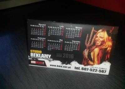 kalendarz na biurko