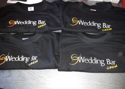 koszulki dla barmanów