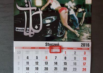 kalendarz b