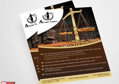 ulotki dla adwokata