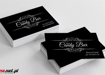 wizytówki candy_bar