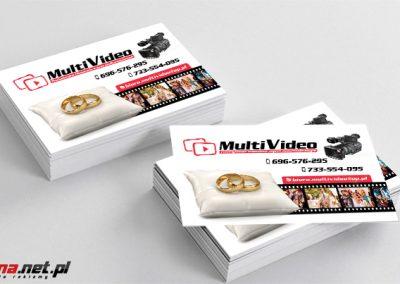wizytówka videofilmowanie
