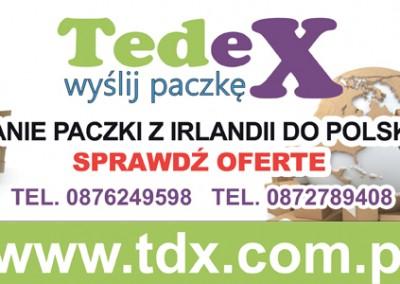 baner tedex