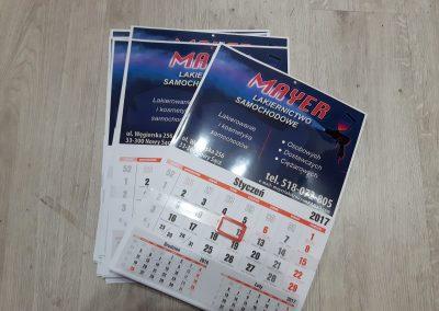 kalendarz dla mechanika