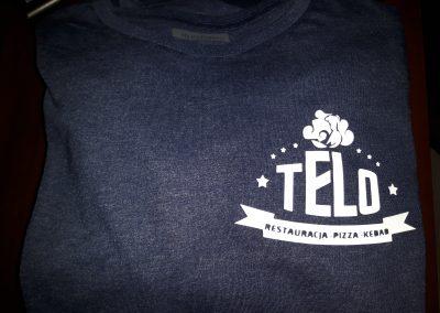 koszulka dla restauracji
