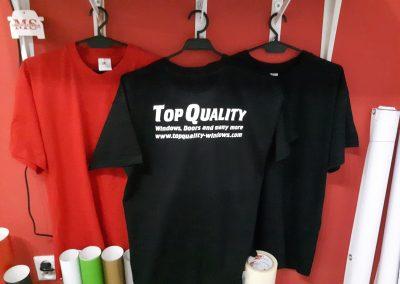 koszulki reklama