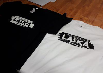 koszulki z logo