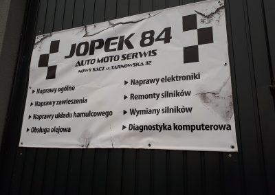baner dla mechanika