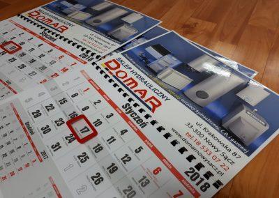 kalendarze domar sklep