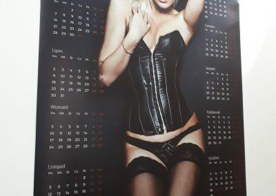 kalendarz dla lakiernika