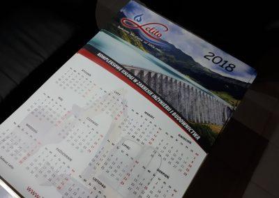 kalendarze B0