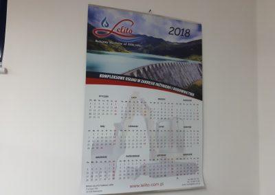 kalendarze duże