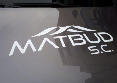logo naklejka