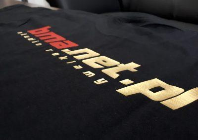 koszulka reklamowa
