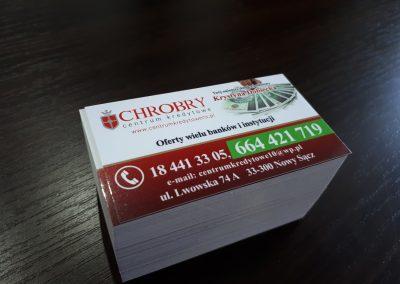 wizytówki kredyty