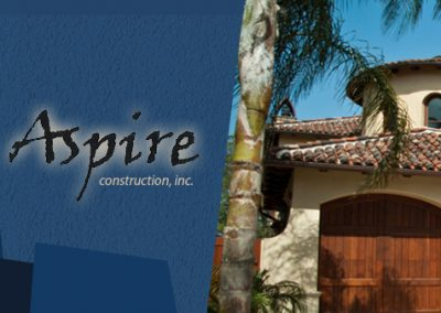 ASPIRE CONSTRUCTION INC