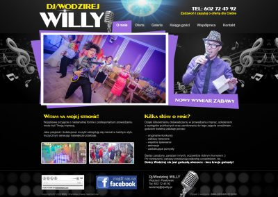 DJ WILLY