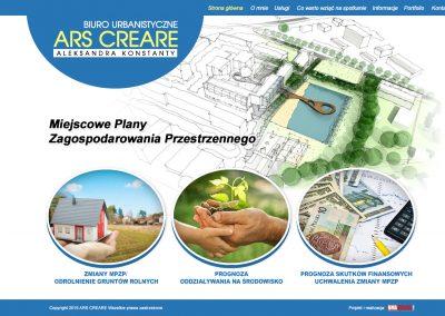 Biuro Urbanistyczne ARS Creare