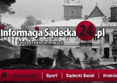 Informacja Sądecka 24.pl