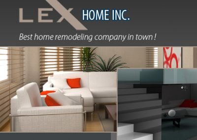 LEX HOME INC