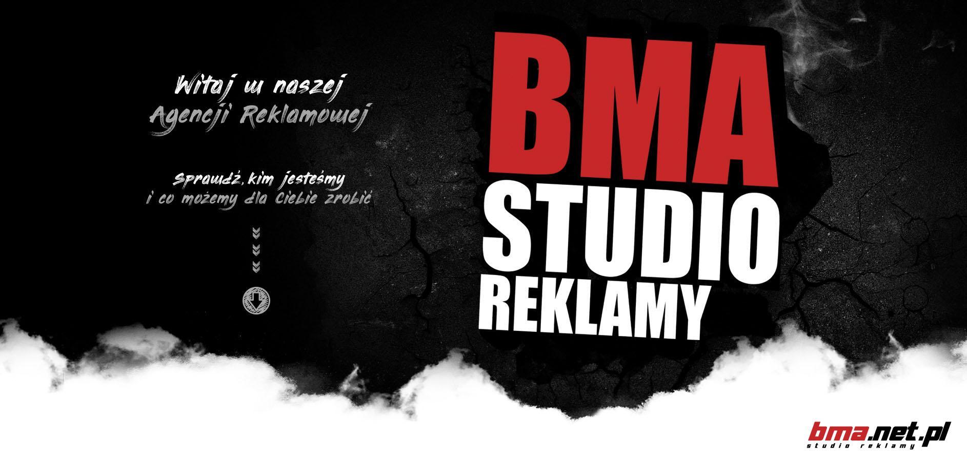 Bma Studio Reklamy Agencja Reklamowa Nowy Sącz Drukarnia