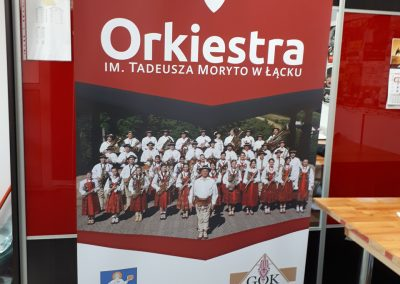orkiestra rollup