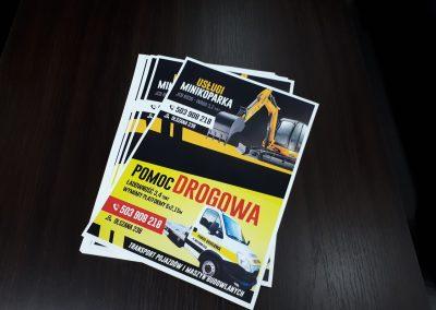pomoc drogowa plakaty