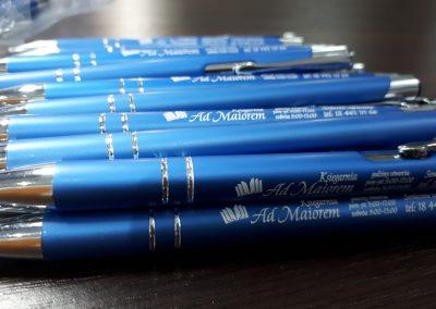długopisy księgarnia