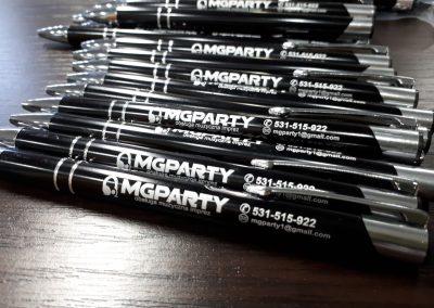 dj długopisy