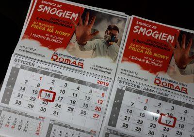 smog kalendarz