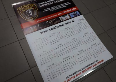 ochrona kalendarze