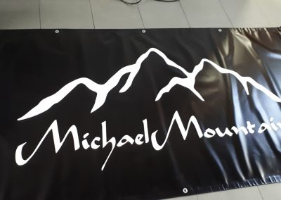 baner michael mountain