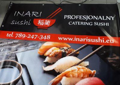 baner sushi nowy sącz