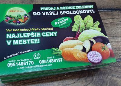 warzywa ulotka