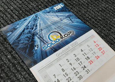 kalendarze trójdzielne nowy sącz