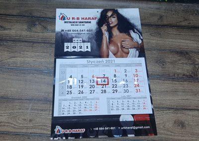 kalendarze jednodzielne nowy sącz