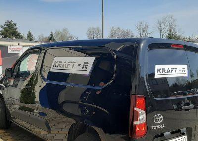 KRAFT-R oklejanie samochodów